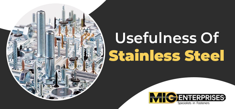 Why Is The Use Of The Stainless Steel Fasteners Increasing In The Construction Industry?