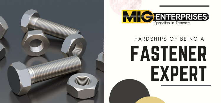 Daily challenges of an integrated fastener expert at MIG Enterprises